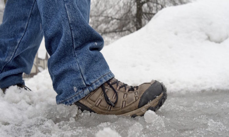 Unpredictable Fall And Winter Weather Means Potential Slip And Fall Hazards